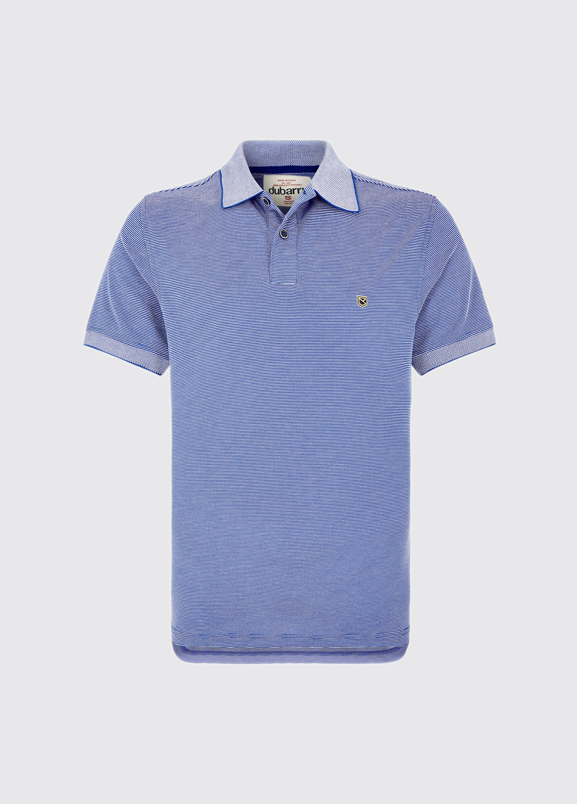 Claremorris Polo Shirt - Royal Blue