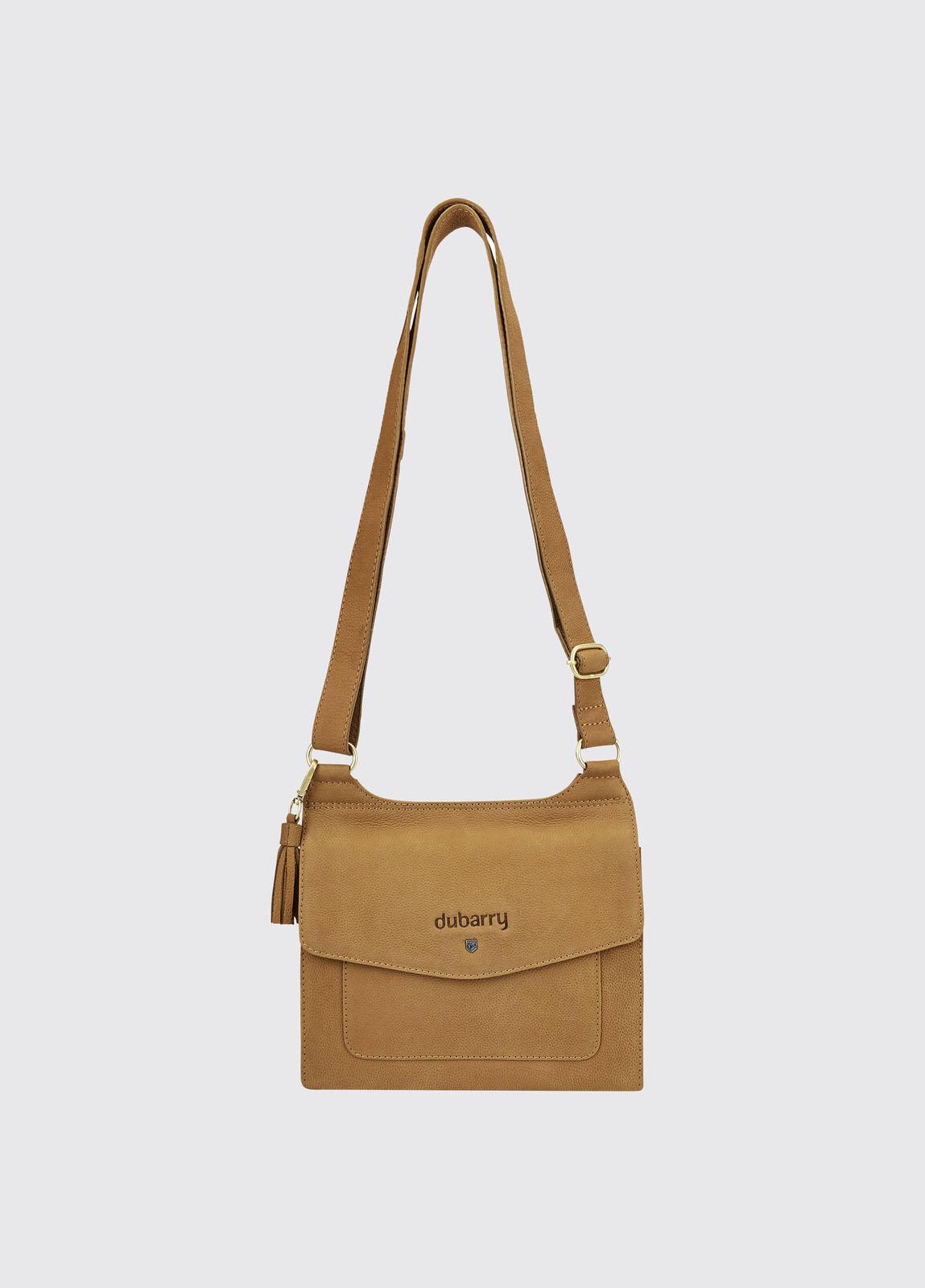 Amberhill Messenger Bag - Caramel