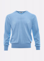 Carson Sweater - Pale Blue