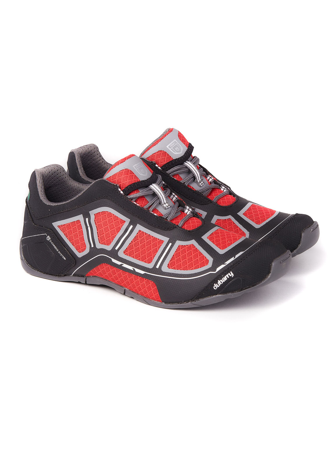 Easkey_Sailing_Shoe_Red_Multi_Image_1