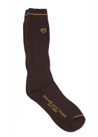 Short Boot Socks - Brown