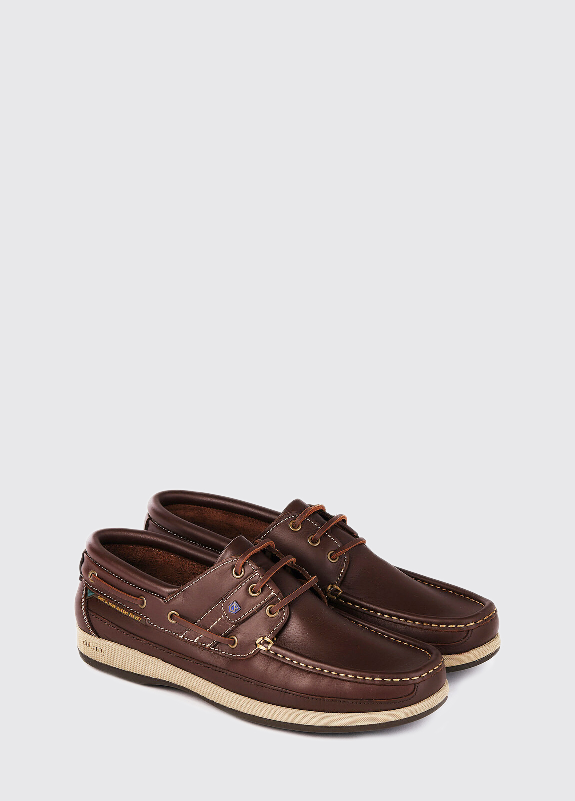 Atlantic Deck Shoe - Chestnut