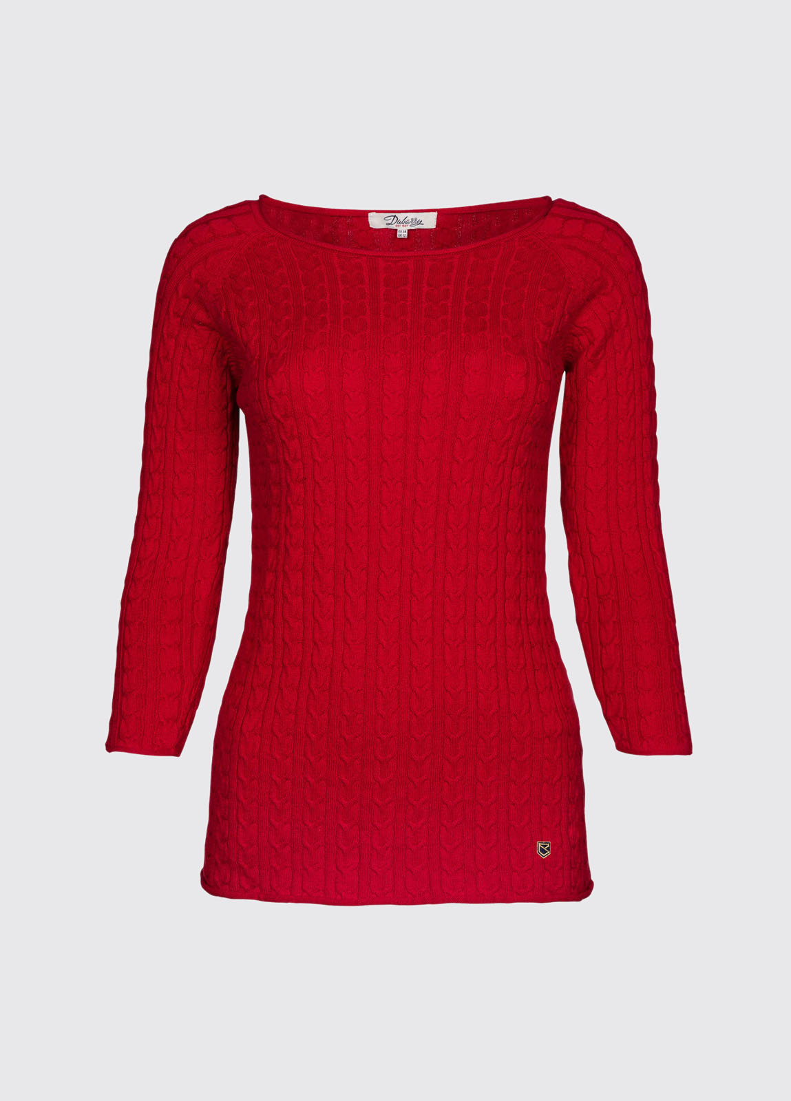 Caltra Sweater - Red