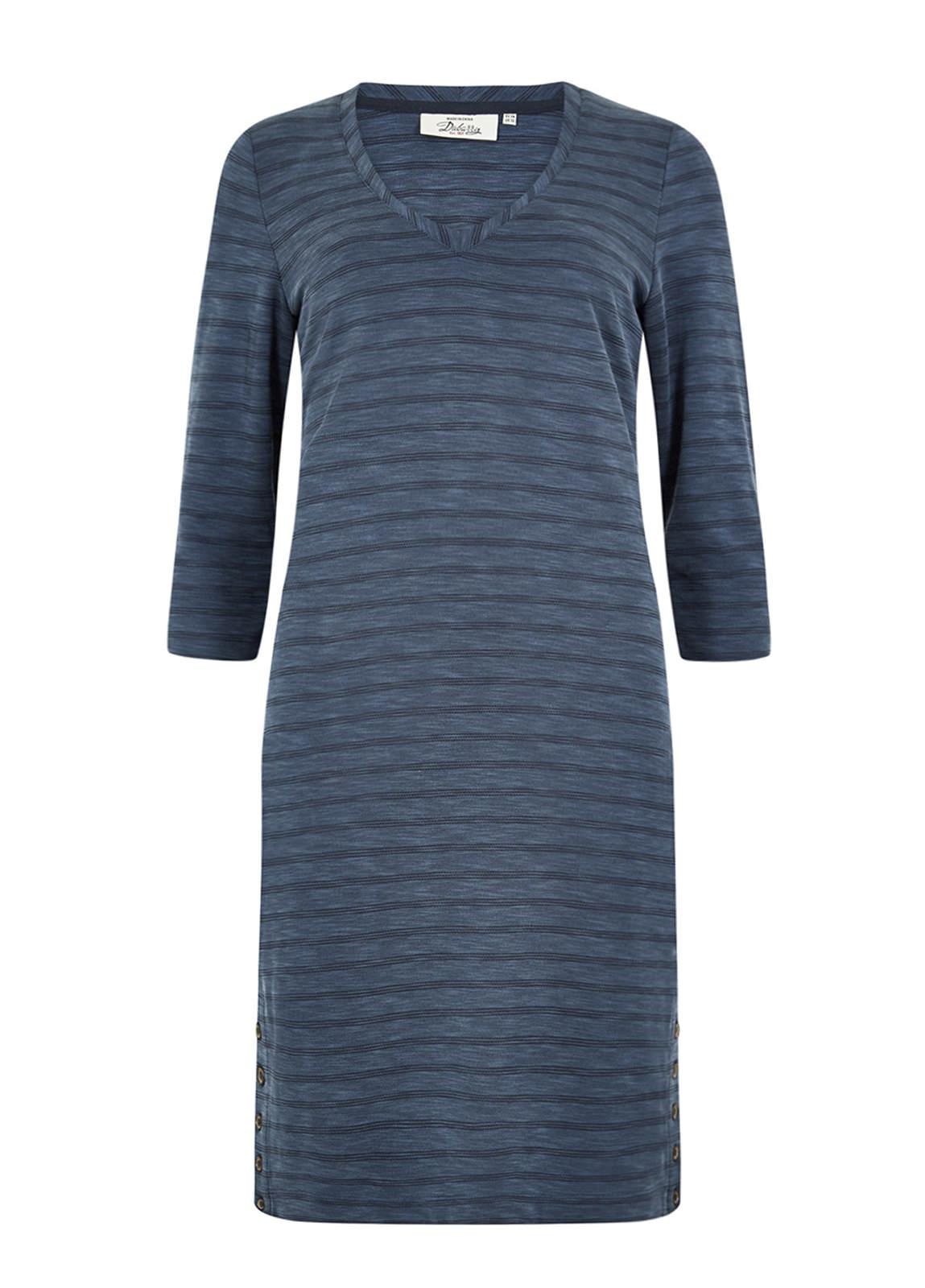 Glenmore Dress - Navy