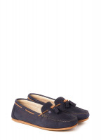 Jamaica Loafer - Navy