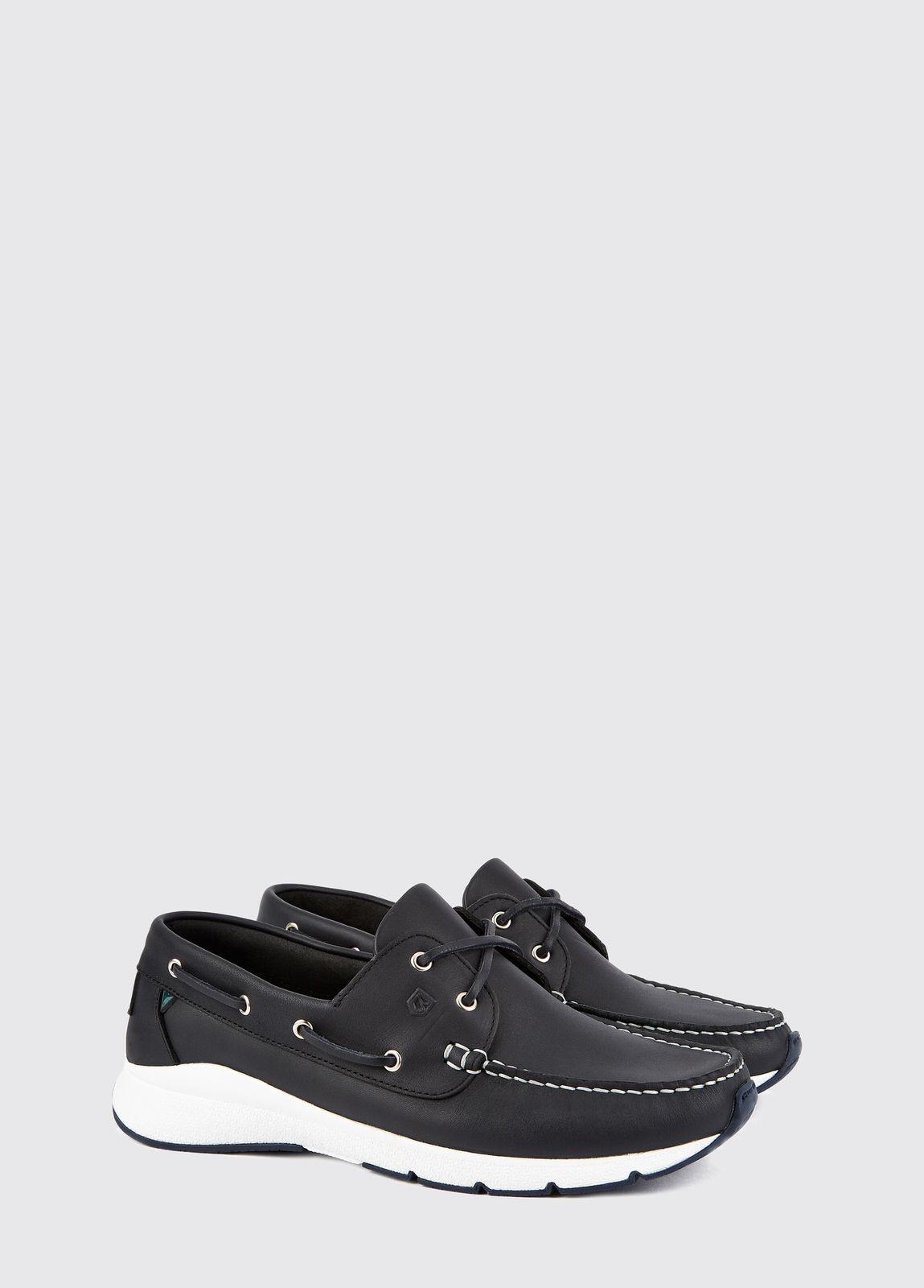 Dungarvan Lightweight Deck Shoe - Navy