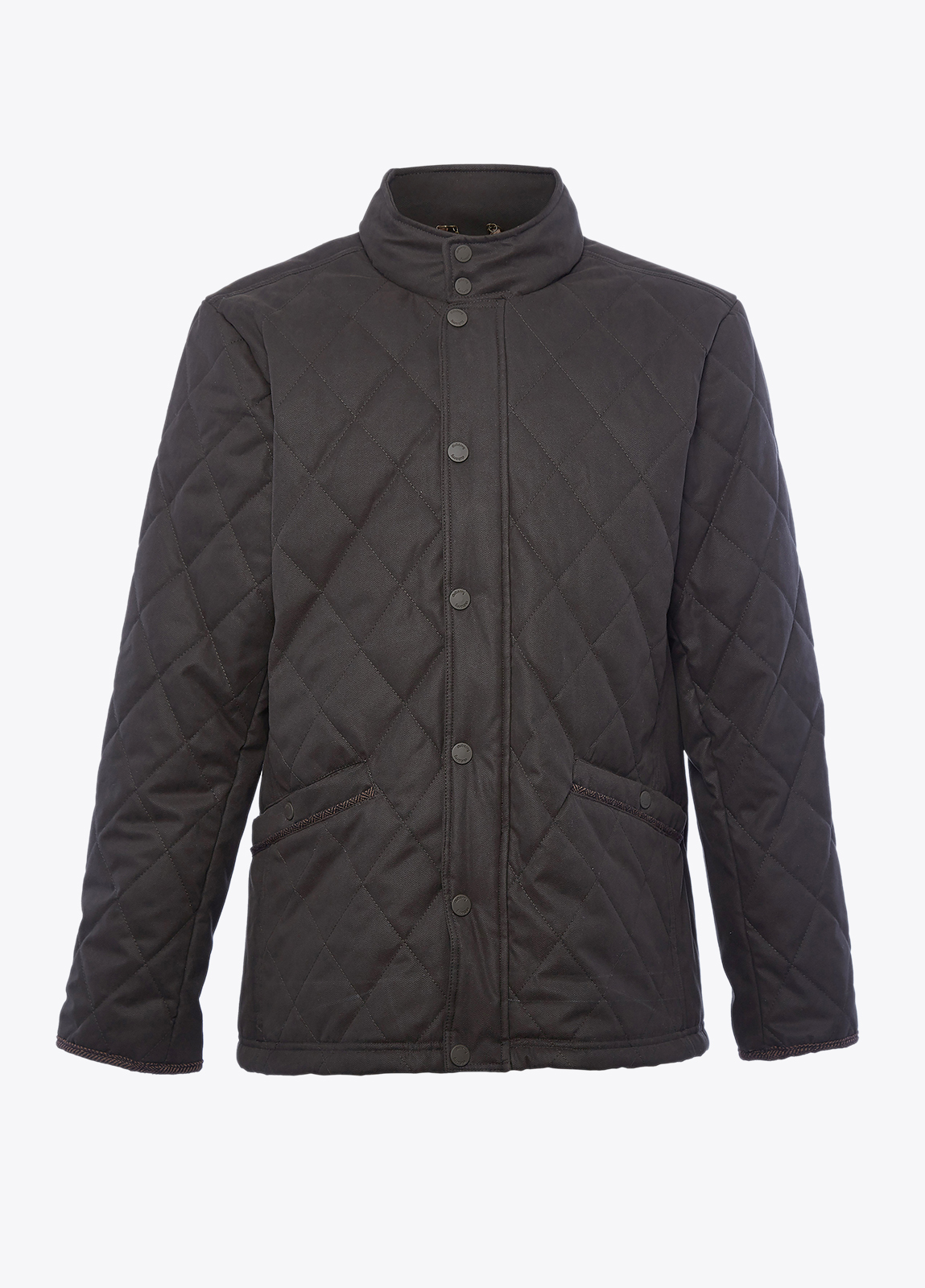 Bantry Quilted Jacket - Verdigris