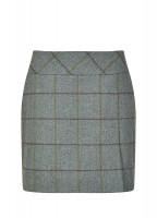 Bellflower Tweed Skirt - Sorrel
