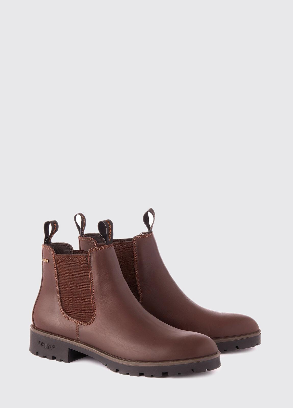 Antrim Country Boot - Mahogany