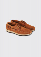 Atlantic Deck Shoe - Brown