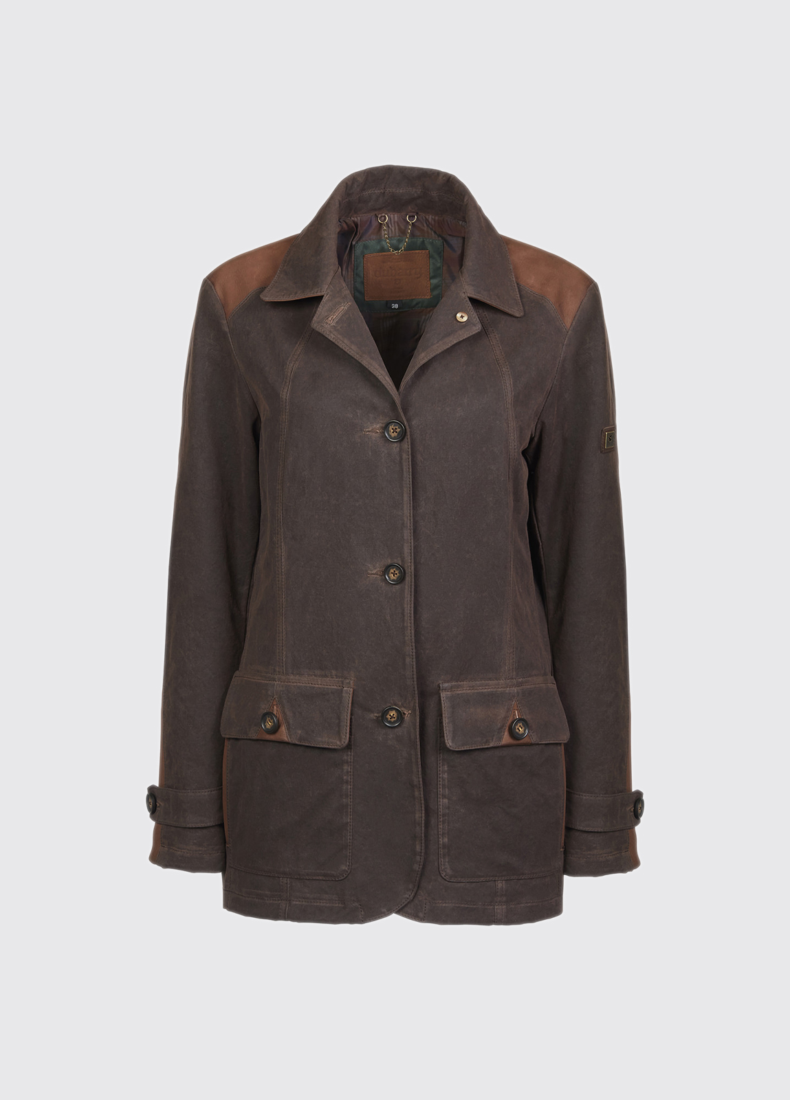 Ballyliffin Country Jacket - Old Rum