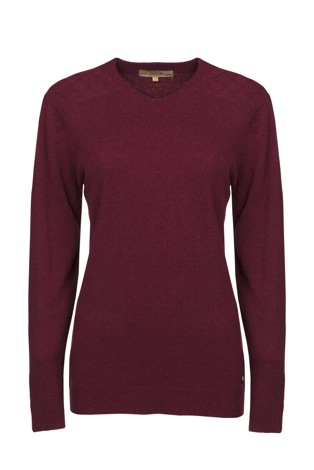Dubarry_ Blackwater Sweater - Malbec_Image_2