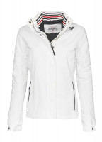 Lecarrow Jacket - Sail White