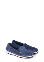 Marco XLT Deck Shoe - Denim