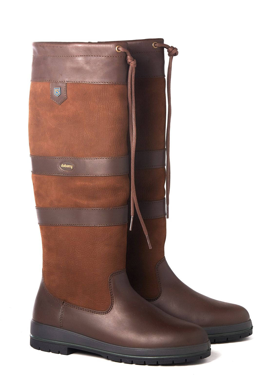 Galway SlimFit™ Country Boot - Walnut