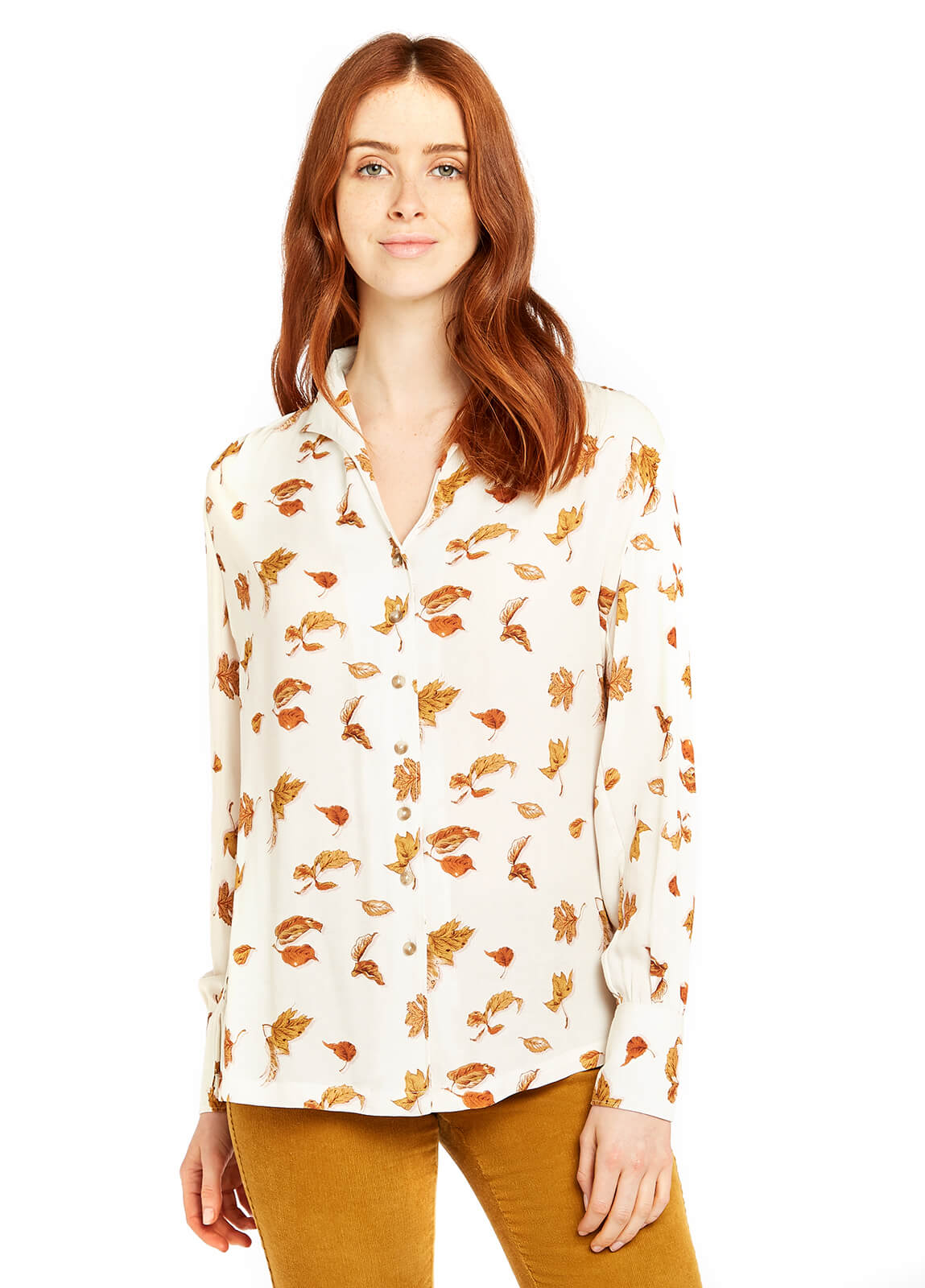 Edelweiss Shirt - Cream