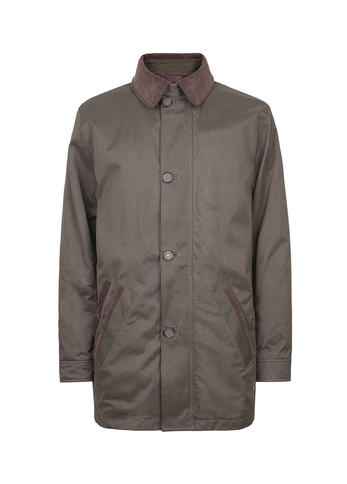 Dubarry_Doyle Men's Waterproof Jacket - Verdigris_Image_2