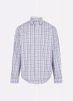 Rathdrum Check Shirt - Orchid