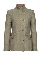 Heatherbell Tweed Jacket - Acorn