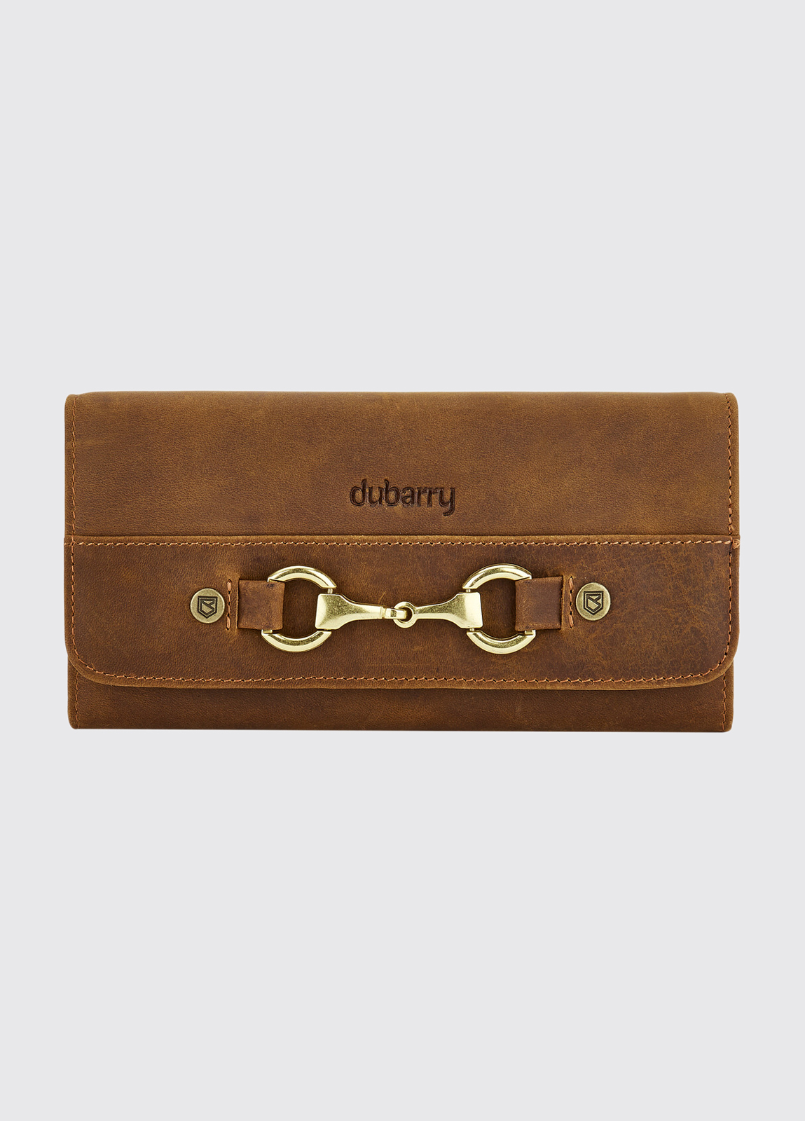 Cong Leather Wallet - Brown