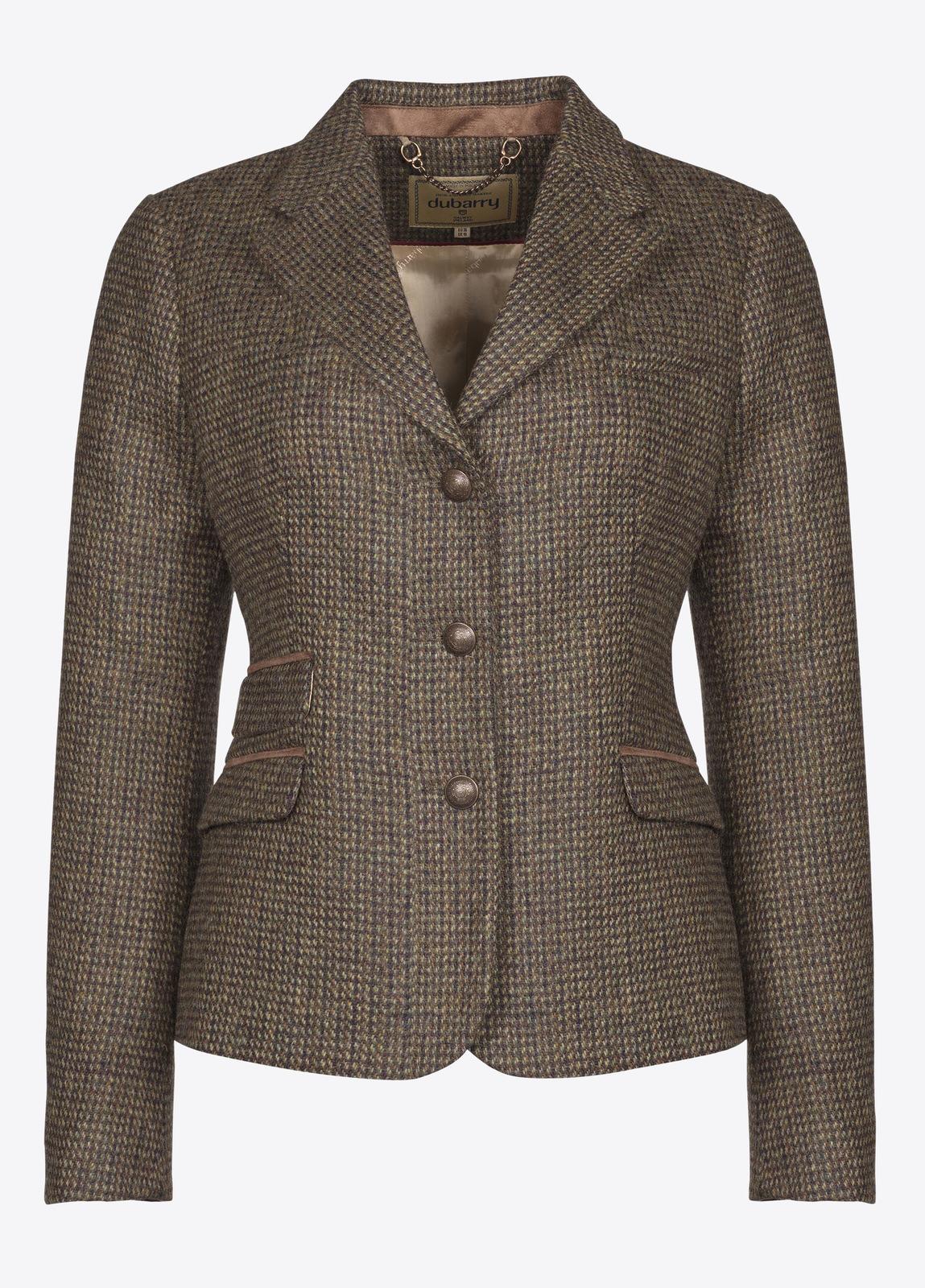 Buttercup Tweed Jacket - Heath