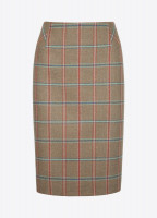 Fern Tweed Skirt - Connacht Meadow