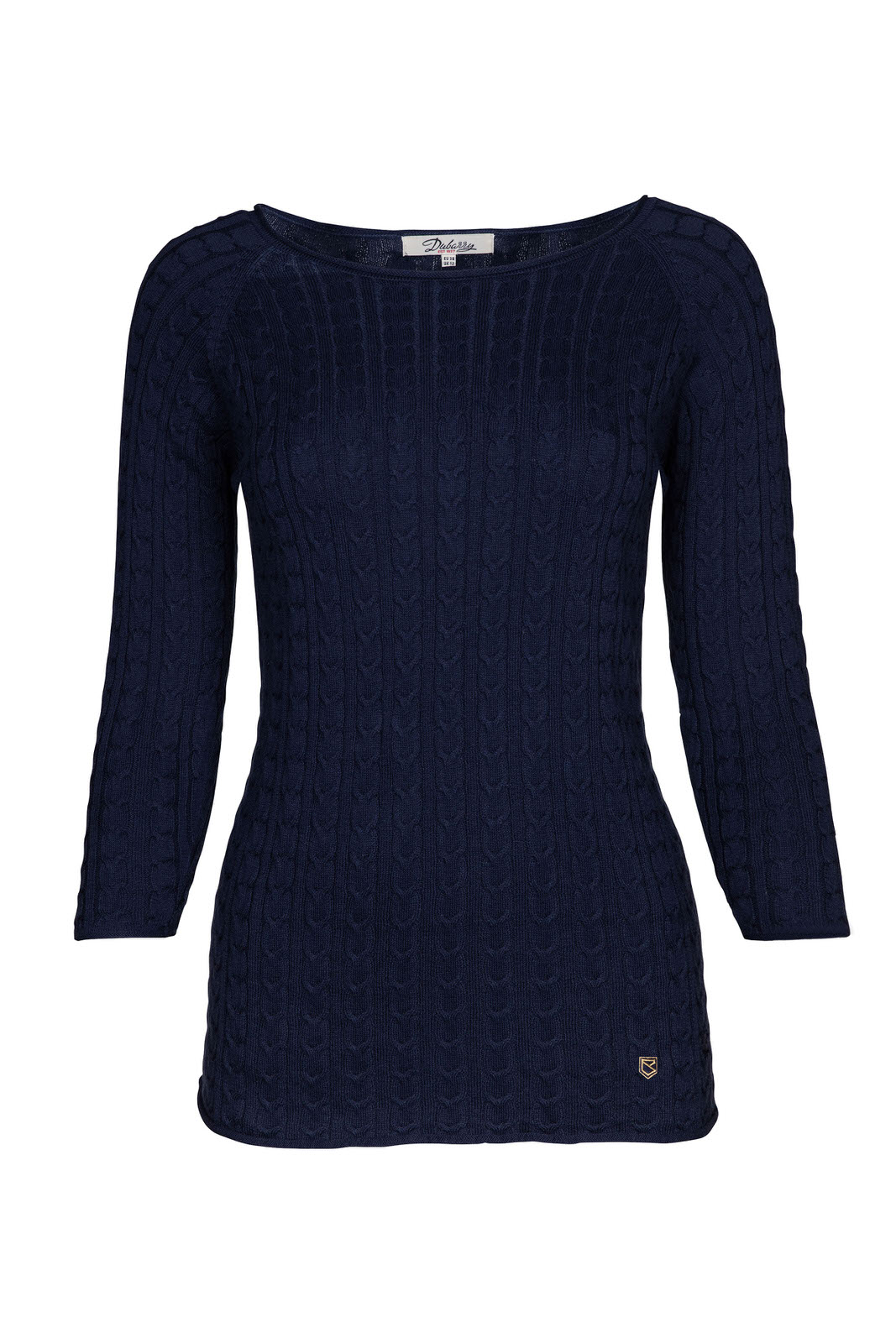 Caltra Sweater - Navy