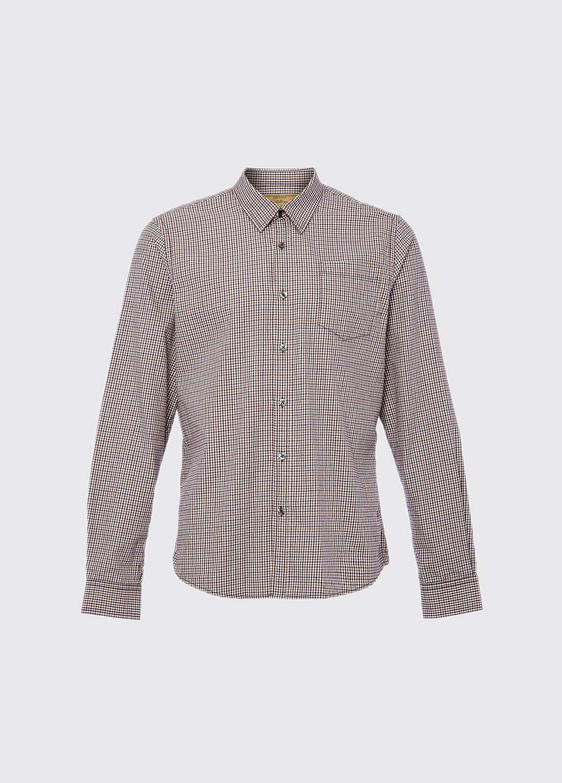 Celbridge Shirt - Cigar