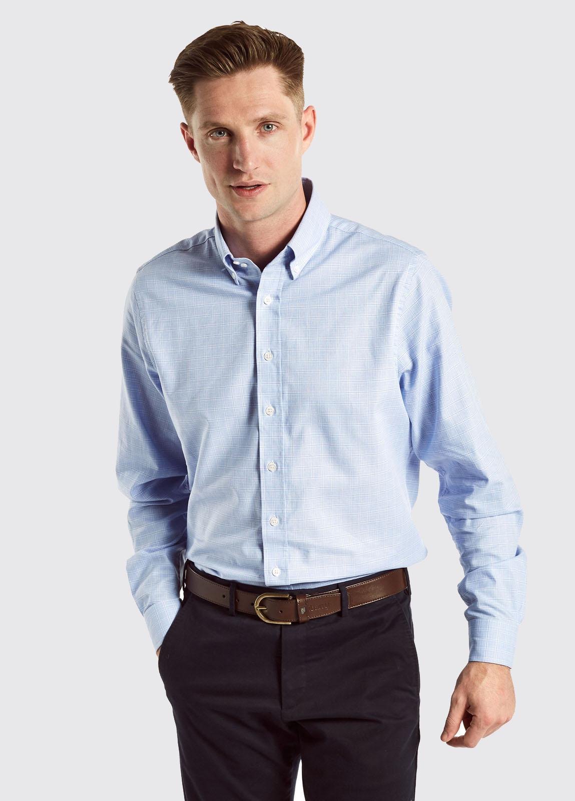 Glasnevin Shirt - Blue