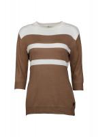 Morrison Ladies Sweater - Cafe