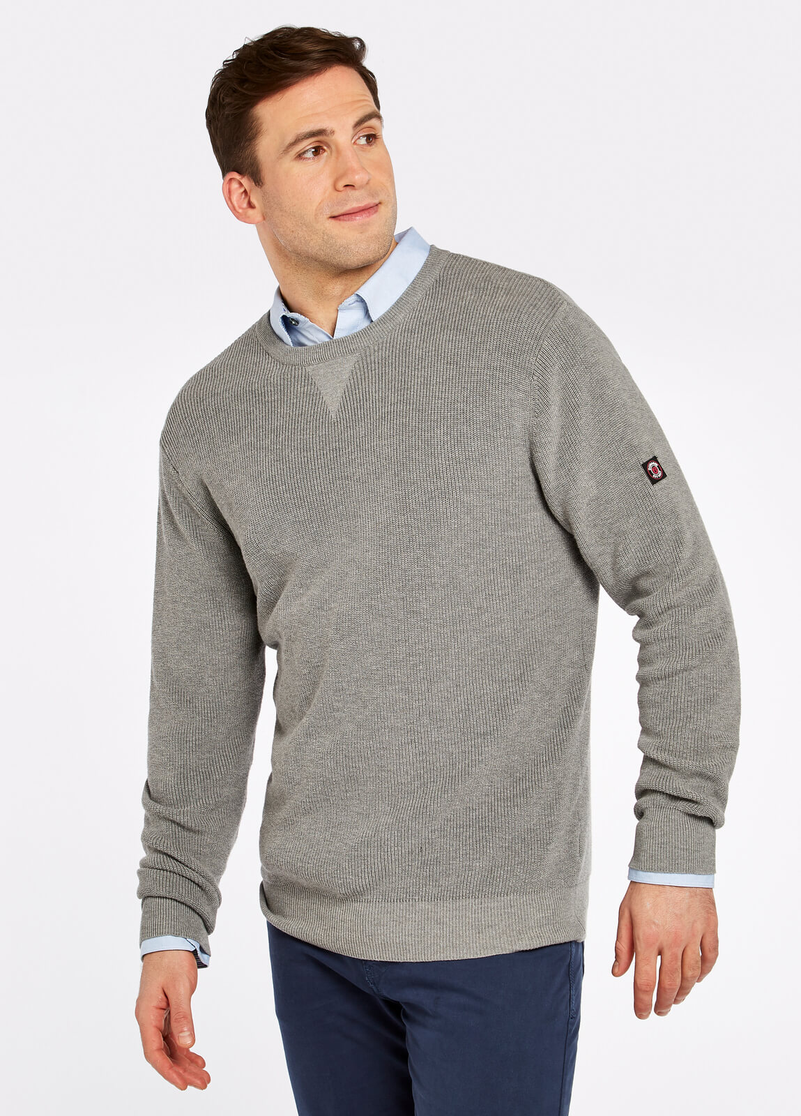 Garrycastle Sweater - Grey