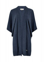 Enniscoe Knit Wrap - Denim