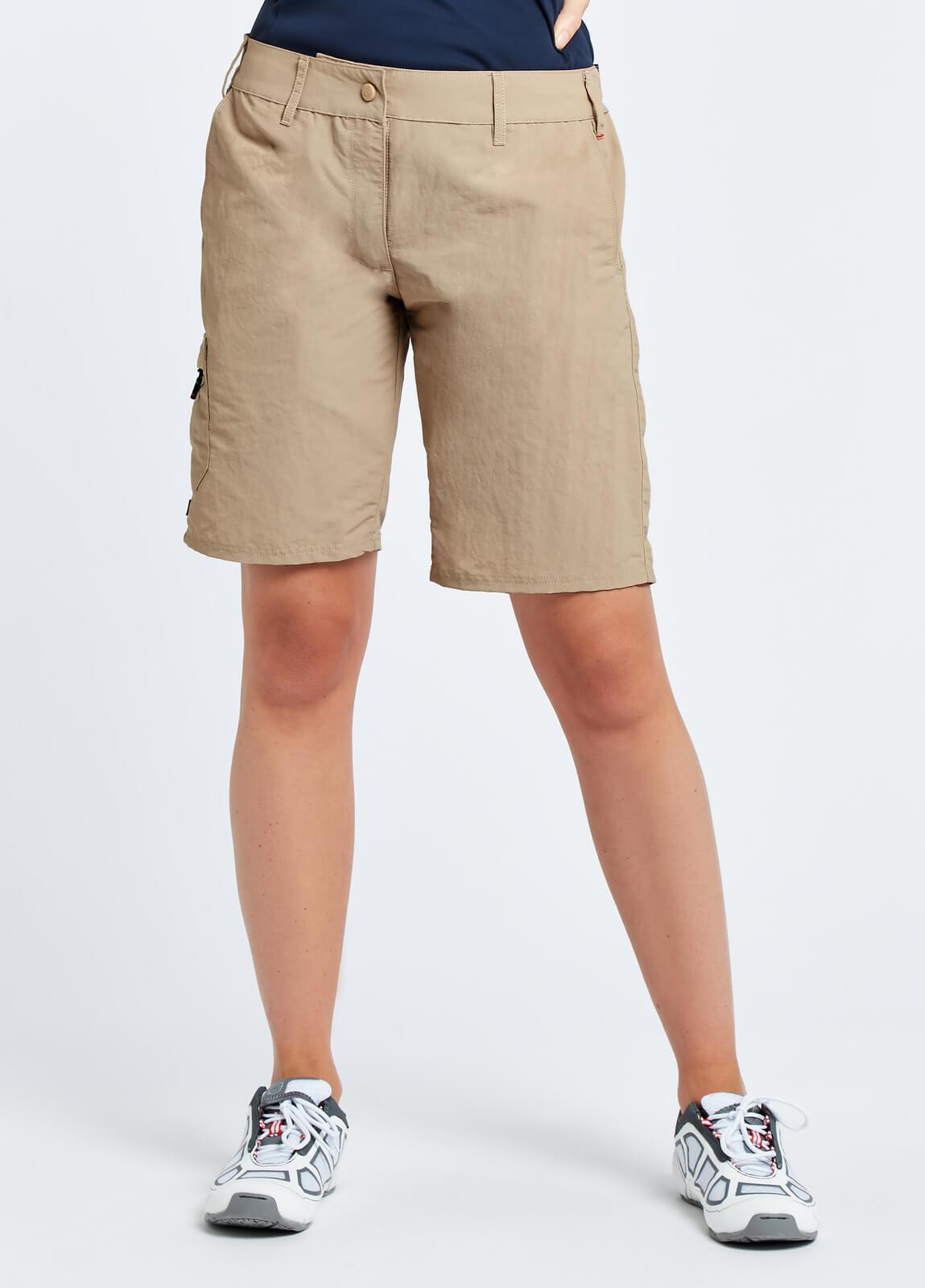 Minorca Womens Crew Shorts - Sand