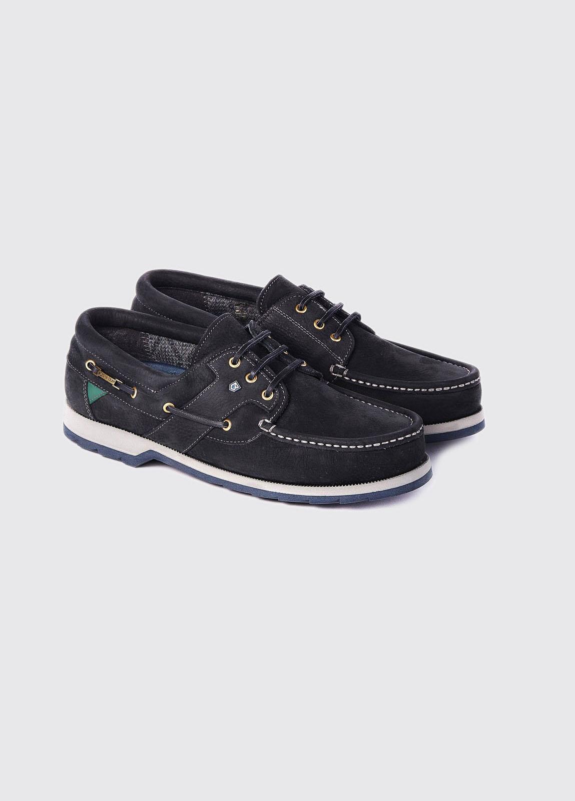 Clipper Deck Shoe - Navy
