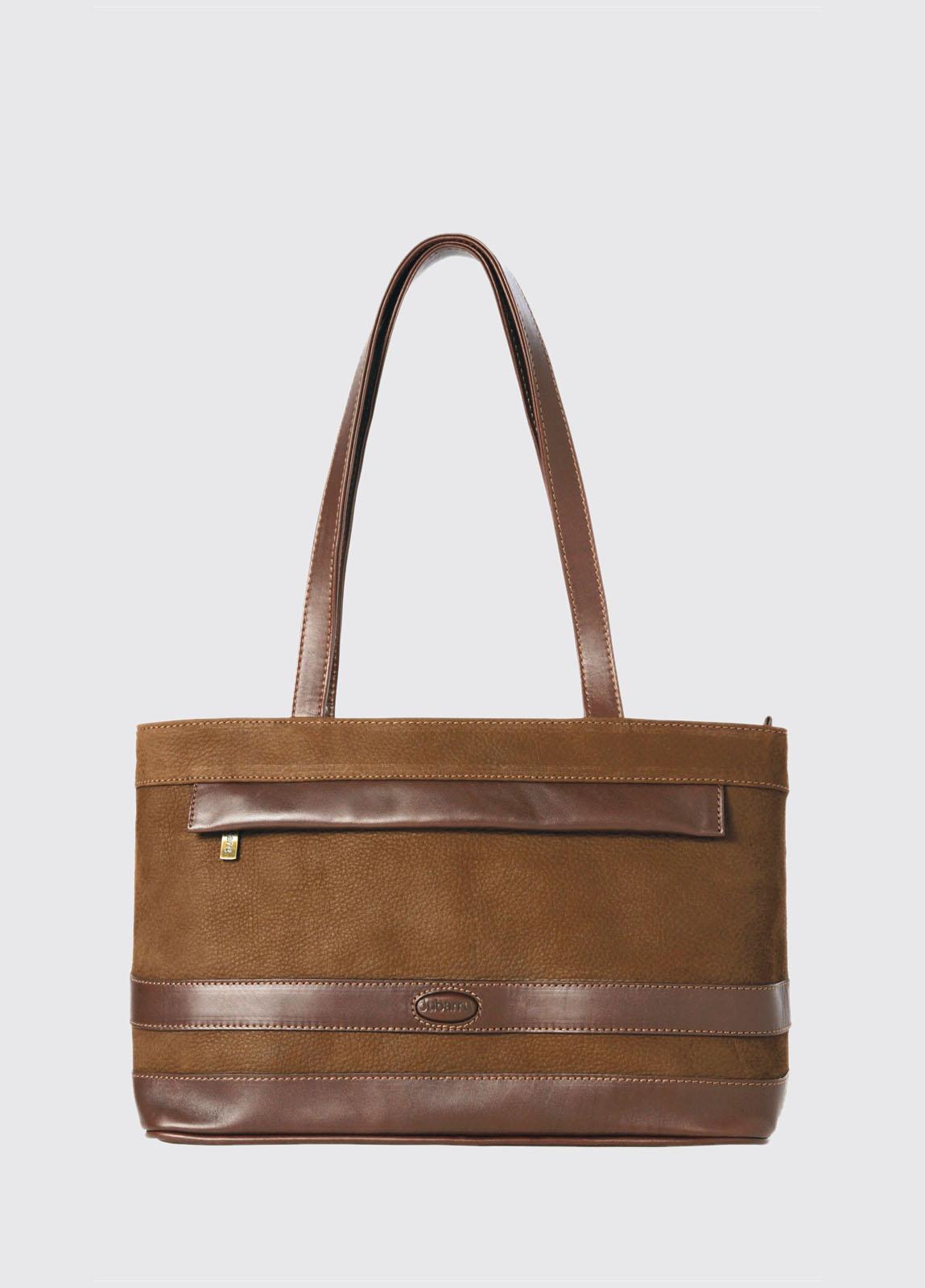 Dalkey Handbag - Walnut