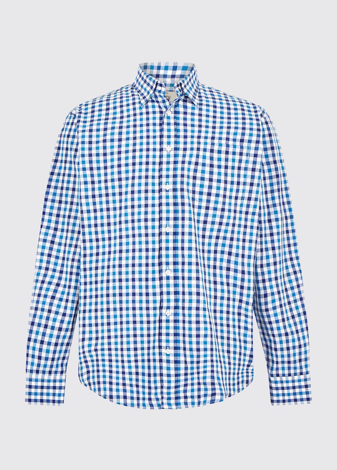 Coachford Shirt - Royal Blue