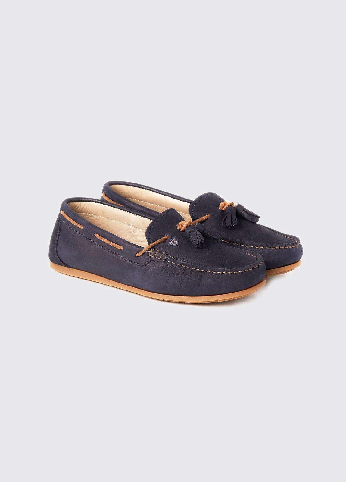 Jamaica Loafer - Navy