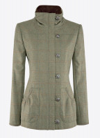 Bracken Tweed Coat - Connacht Acorn
