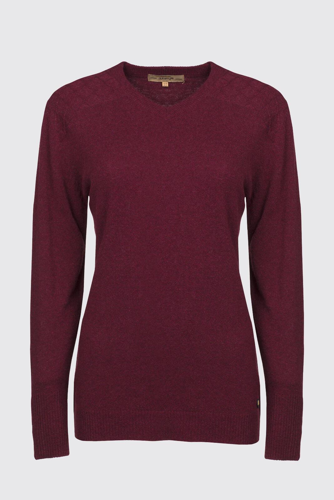 Blackwater Sweater - Malbec