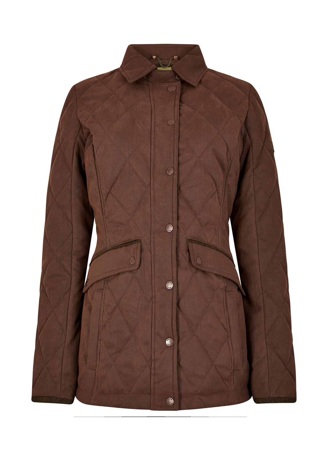 Dubarry_Heaney Quilted Coat - Russet_Image_2