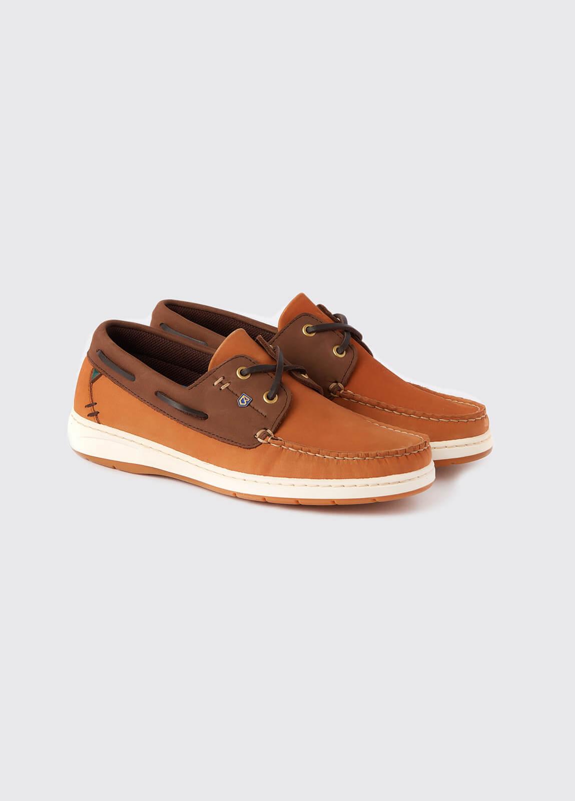 Florida Deck shoes - Café/Caramel