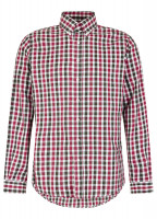 Scottstown Shirt - Russet Multi