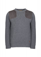 Mulligan Men's Sweater - Graphite