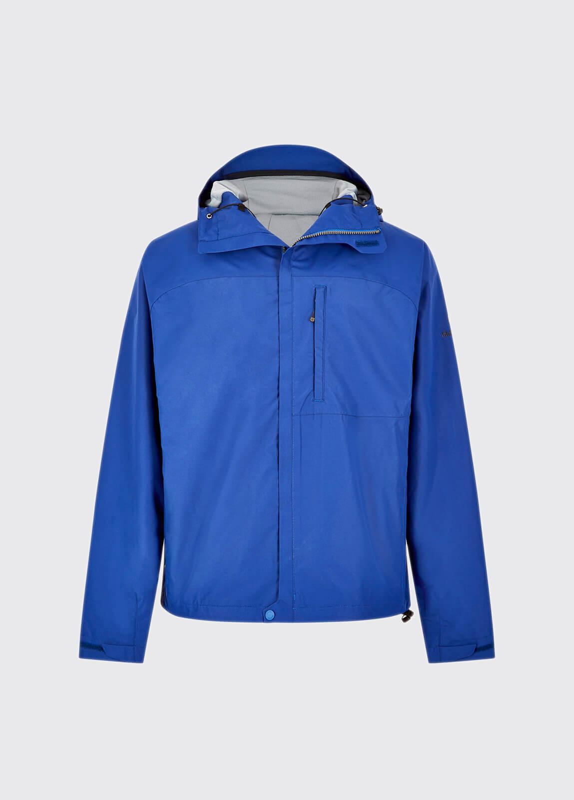 Ballycumber Jacket - Royal Blue