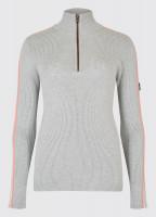 Glendine Sweater - Platinum
