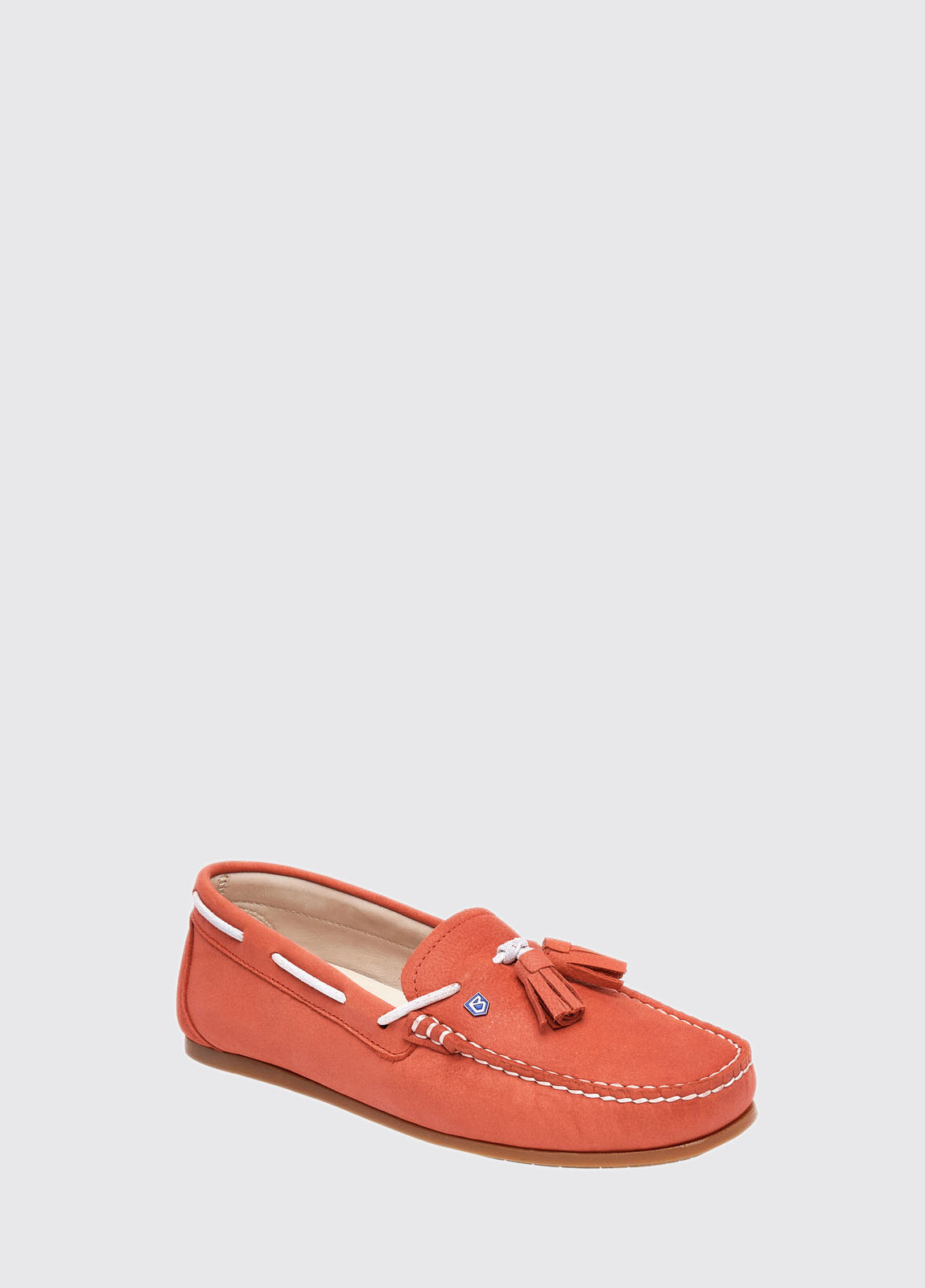 Jamaica Loafer - Coral