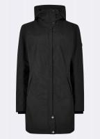 Bunratty Travel Coat - Black