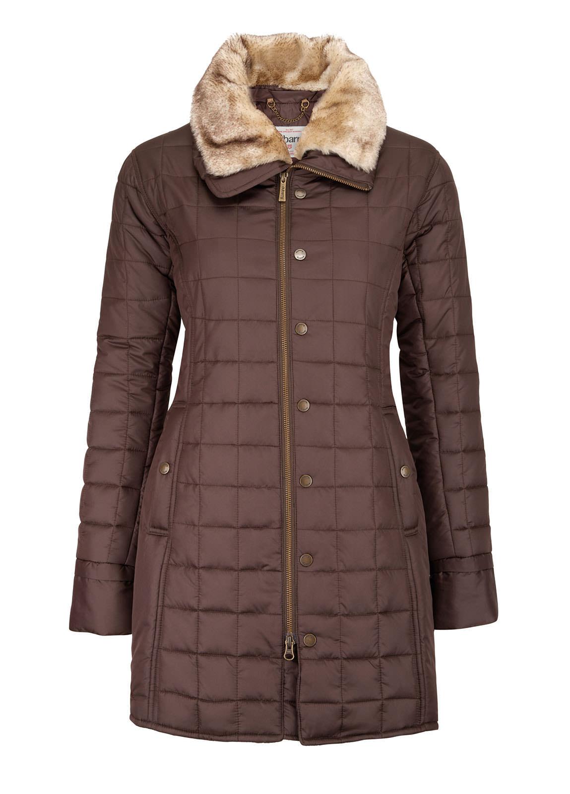 Dubarry_Erin Women's Quilted Coat - Raspberry_Image_2