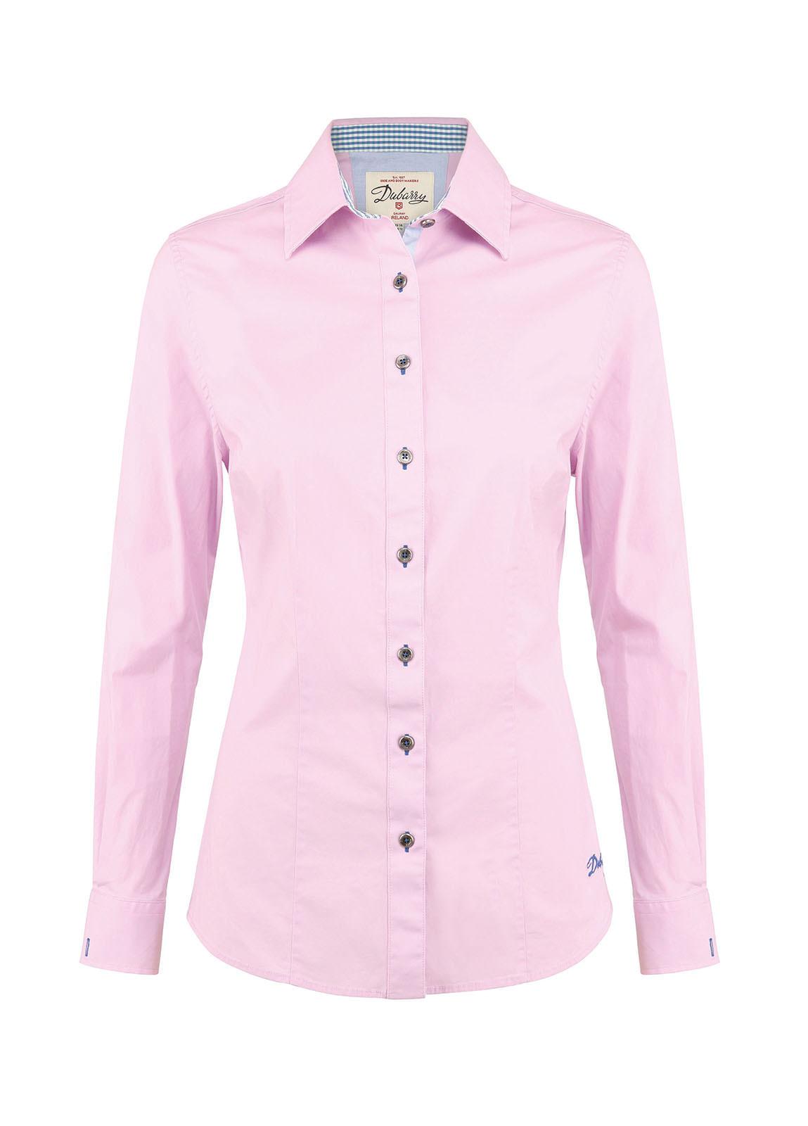 Dubarry_ Carnation Womens Shirt - Pink_Image_2