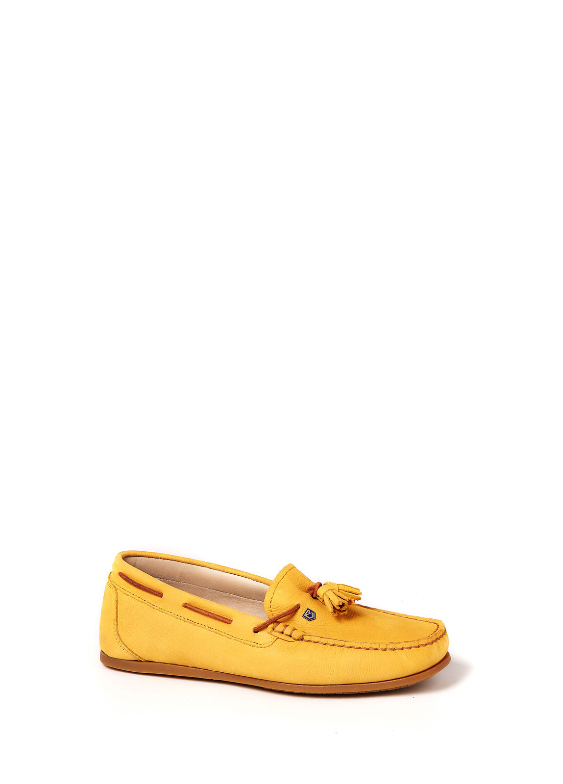 Dubarry_Jamaica Loafer - Sunflower_Image_1